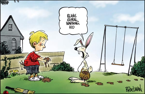 Funny Easter Cartoons