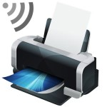 Wifi Printer Logo