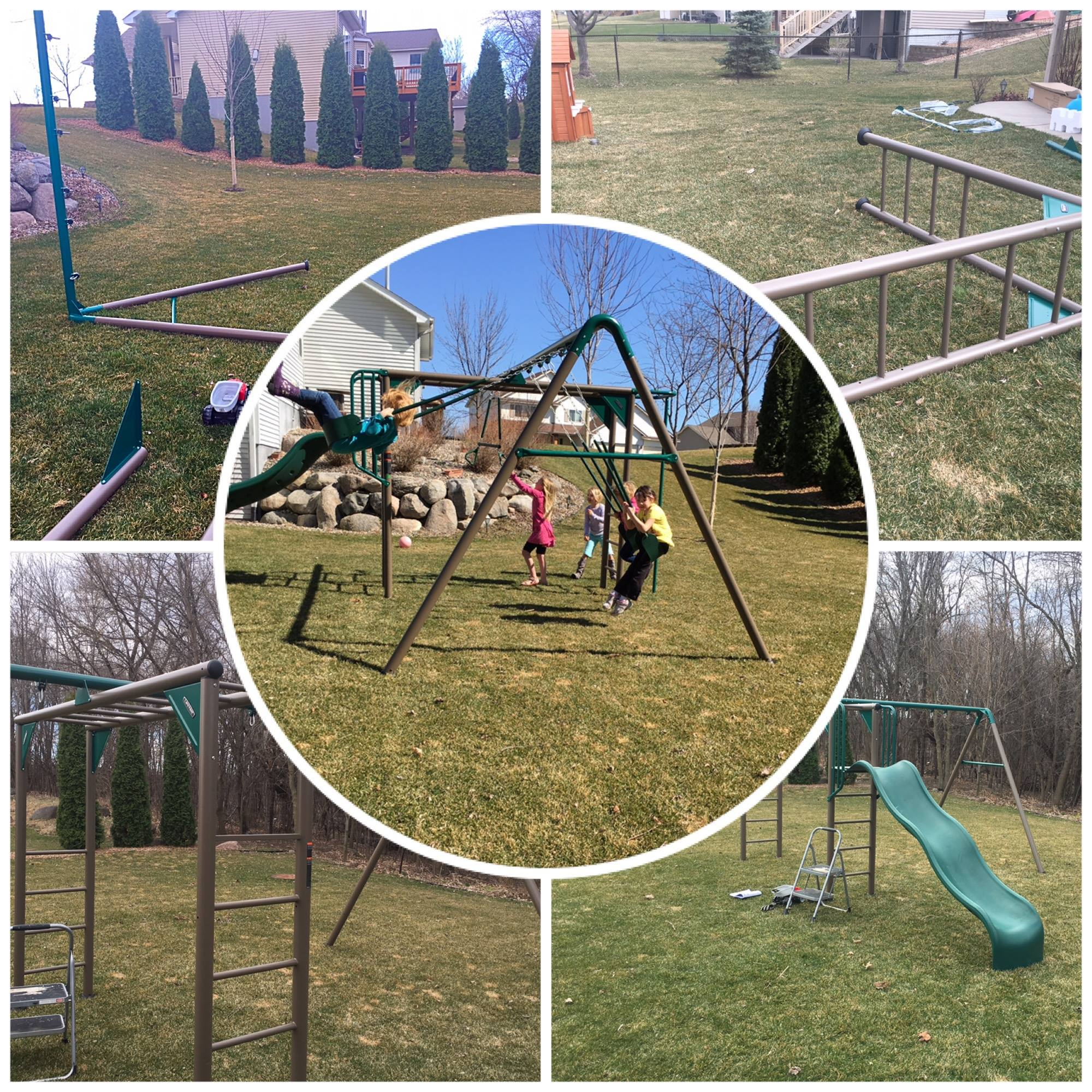 Looking for a backyard playset? Get the Lifetime 90143 ...
