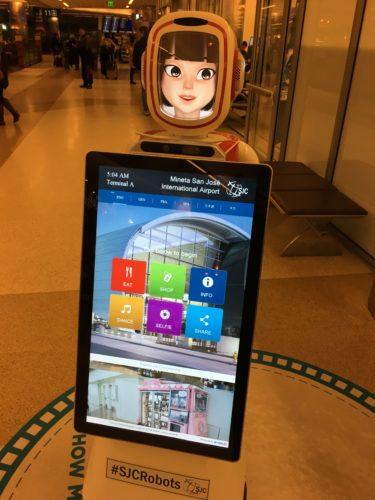 Robot Kiosk