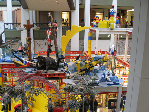 Lego Land Mall of America
