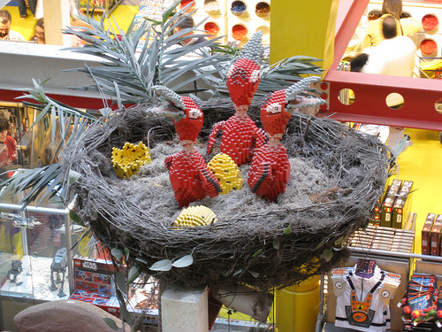Lego Land Dirty Birds