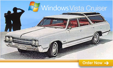 2006 Windows Vista Cruiser